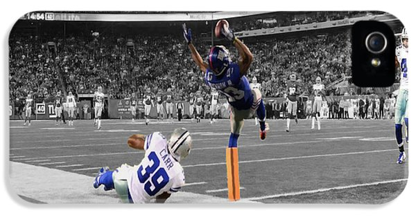 Odell Beckham Breaking The Internet IPhone 5s Case