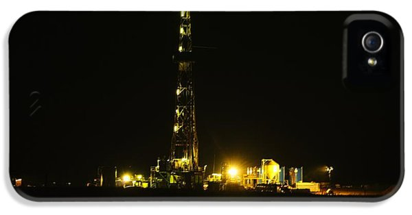 Oil Rig IPhone 5s Case