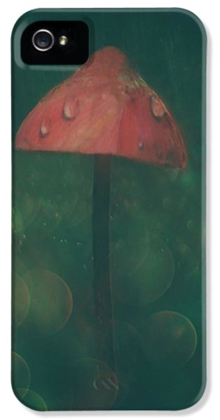 Macro iPhone 5s Case - Once Upon A Time... by Delphine Devos