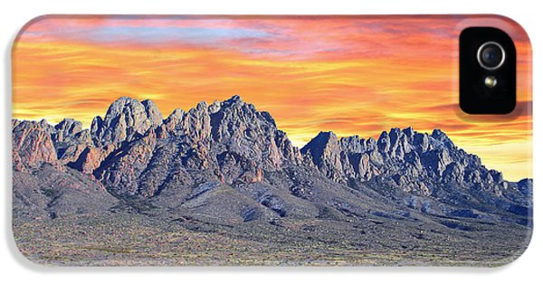 Organ Mountain Sunrise Most Viewed  IPhone 5s Case