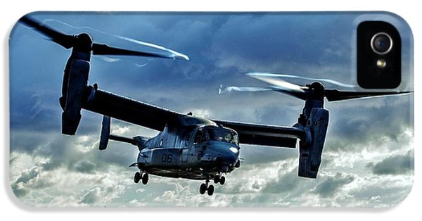 Osprey Approach IPhone 5s Case by Benjamin Yeager