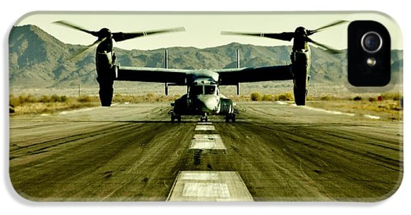 Osprey Takeoff IPhone 5s Case by Benjamin Yeager