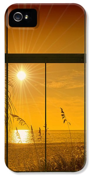 Paradise View II IPhone 5s Case