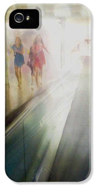 IPhone 5s Case featuring the photograph Party Girls by Alex Lapidus