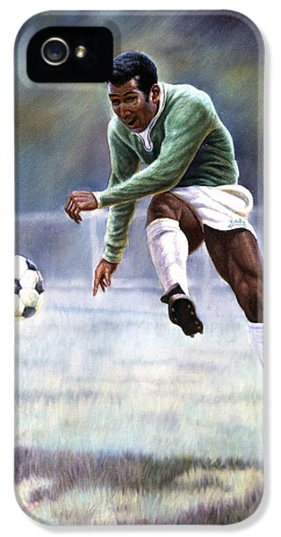 Pele IPhone 5s Case