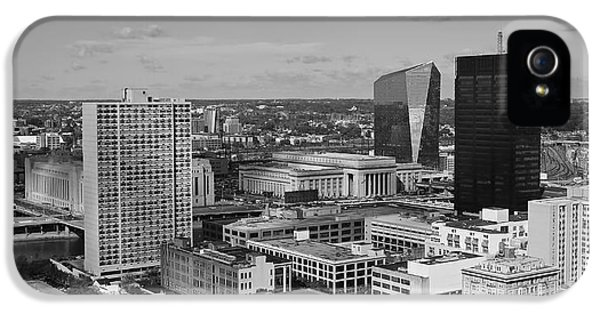 Philadelphia - A View Across The Schuylkill River IPhone 5s Case
