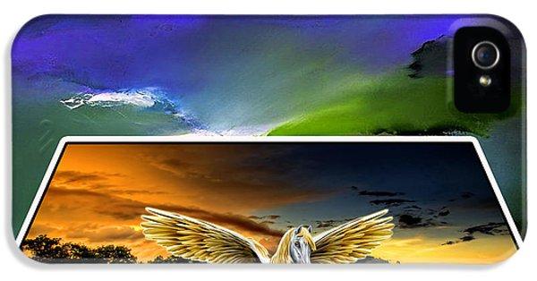 Picture A Pegasus IPhone 5s Case