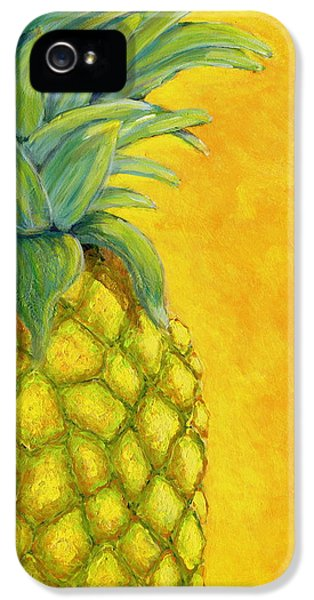 Pineapple IPhone 5s Case by Karyn Robinson