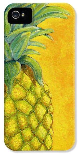 Pineapple IPhone 5s Case by Karyn Robinson