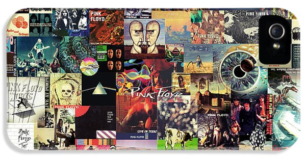 Pink Floyd Collage II IPhone 5s Case