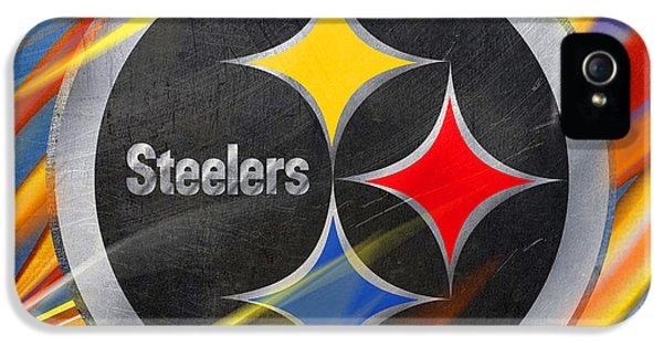 Pittsburgh Steelers Football IPhone 5s Case