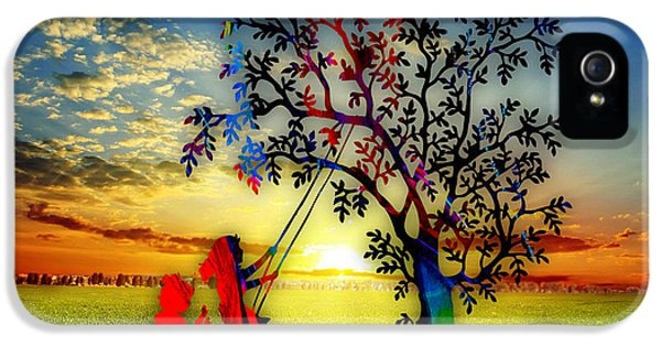 Playful At Sunset IPhone 5s Case by Marvin Blaine