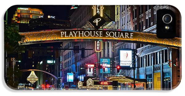 Playhouse Square IPhone 5s Case