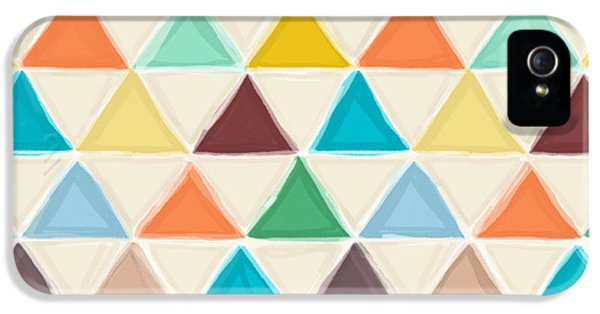 Portland Triangles IPhone 5s Case by Sharon Turner