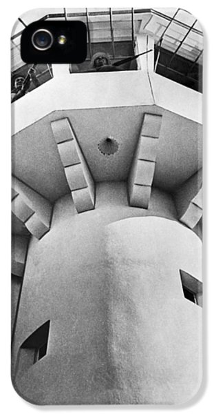 Dungeon iPhone 5s Case - Prison Guard Tower by Underwood Archives