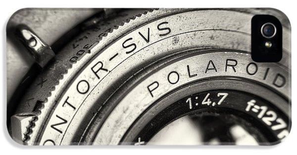 Prontor Svs IPhone 5s Case by Scott Norris