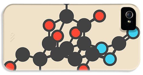 Pufferfish Neurotoxin Molecule IPhone 5s Case by Molekuul