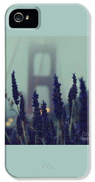 Purple Haze Daze IPhone 5s Case