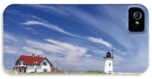 Race Point Light IPhone 5s Case by Bill Wakeley