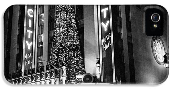 Radio City New York IPhone 5s Case