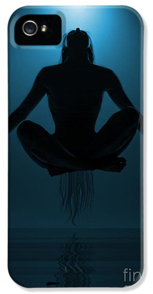 Reaching Nirvana.. IPhone 5s Case by Nina Stavlund