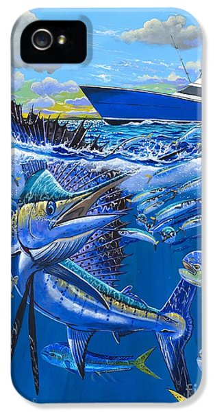 Reef Sail Off00151 IPhone 5s Case by Carey Chen