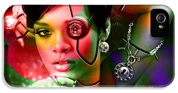 Rihanna IPhone 5s Case