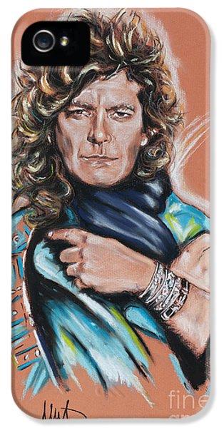 Robert Plant IPhone 5s Case