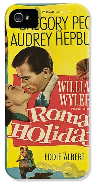 Roman Holiday - 1953 IPhone 5s Case