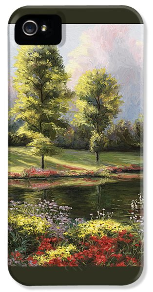 Safe Haven 1 IPhone 5s Case by Lucie Bilodeau