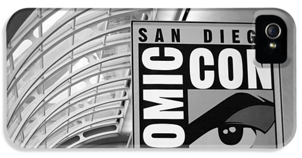 San Diego Comic Con IPhone 5s Case by Nathan Rupert