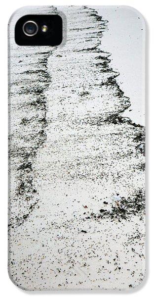 Far North Queensland iPhone 5s Case - Sandy Shore by Casey Herbert