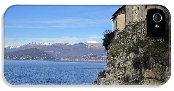Santa Caterina - Lago Maggiore IPhone 5s Case by Travel Pics