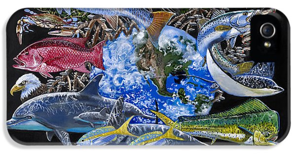 Save Our Seas In008 IPhone 5s Case