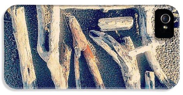 Detail iPhone 5s Case - Sea Harvest by Raimond Klavins