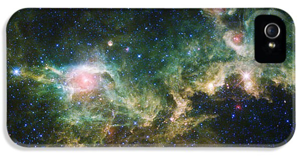 Seagull Nebula IPhone 5s Case by Adam Romanowicz