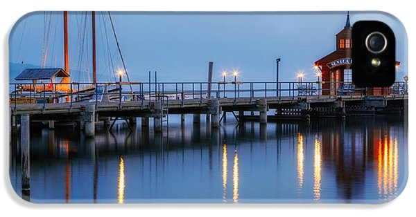 Seneca Lake IPhone 5s Case by Bill Wakeley