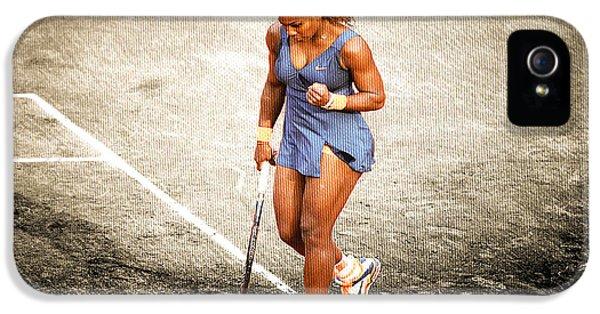 Serena Williams Count It IPhone 5s Case