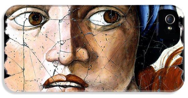 Bogdanoff iPhone 5s Case - Sibyl Of Delphi by Steve Bogdanoff