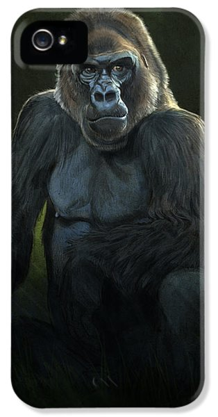 Silverback IPhone 5s Case