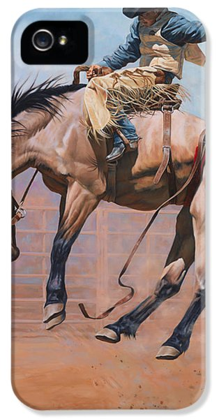 Horse iPhone 5s Case - Sky High by JQ Licensing