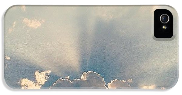 Bright iPhone 5s Case - Sky by Raimond Klavins