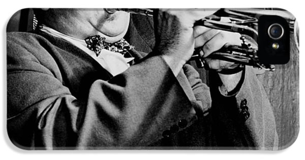 Sonny iPhone 5s Case - Sonny Berman (1925-1947) by Granger