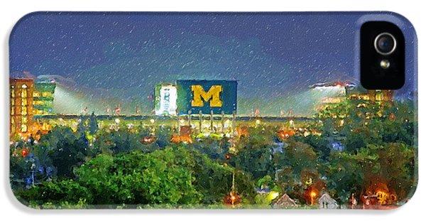 Stadium At Night IPhone 5s Case