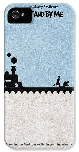 Train iPhone 5s Case - Stand By Me by Inspirowl Design