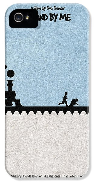 Stand By Me IPhone 5s Case by Ayse Deniz
