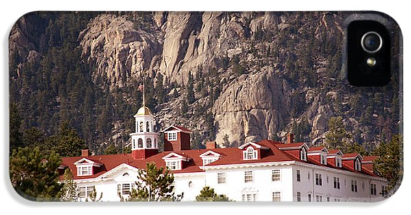 Stanley Hotel Estes Park IPhone 5s Case