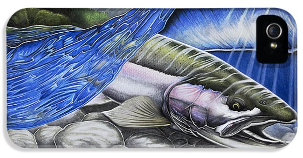 Steelhead Dreams IPhone 5s Case