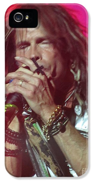 Steven Tyler Picture IPhone 5s Case by Jeepee Aero
