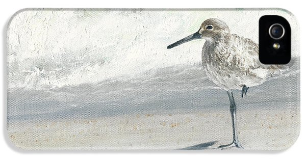 Study Of A Sandpiper IPhone 5s Case by Rob Dreyer
